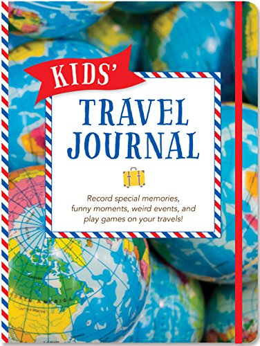 Kids' Travel Journal (Interactive Diary, Notebook) by Peter Pauper Press (Image #7)