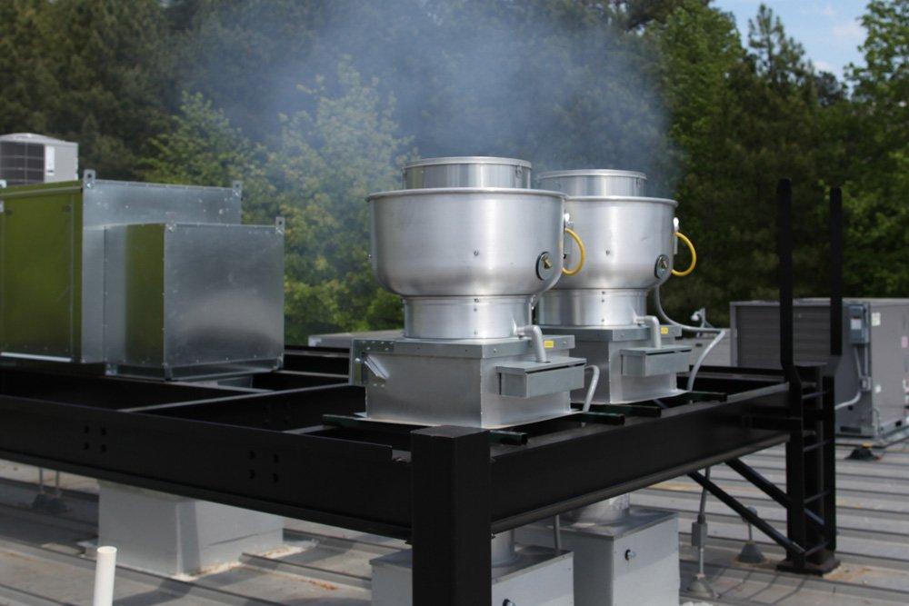 Amazon.com: 1000 CFM Restaurant Hood Exhaust Fan: Appliances