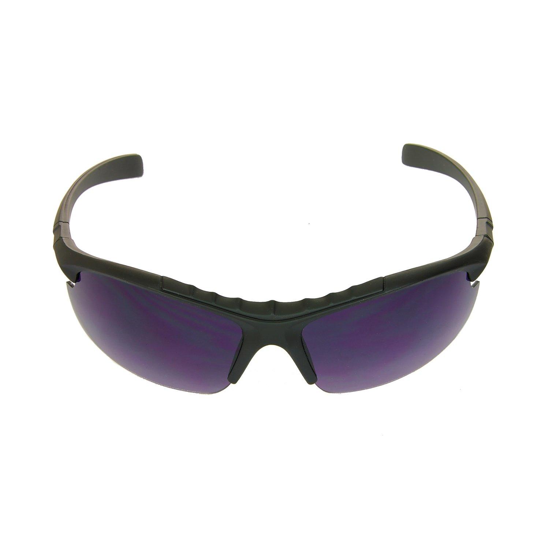 Star And Sports For Purple Black Frame Sunglasses Red Lensamp; Men MVpUzGSq