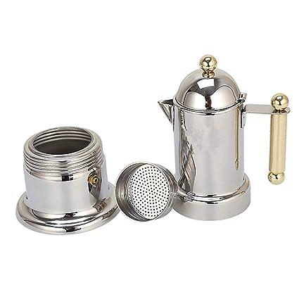 Baoblaze 1 pc Cafetera Italiana de Café Accesorios de Fiestas Máquina para Hacer Espresso