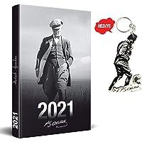 2021 Atatürk Ajanda - Cumhuriyet + Kocatepe Anahtarlık