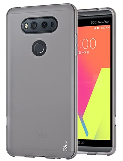 new arrivals 2b017 6a2d8 Amazon.com: LG V20 Case, DGtle Anti-Scratches TPU Gel Premium Slim ...