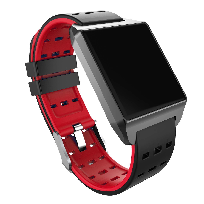 Amazon.com: Reloj inteligente, Janker Bluetooth Smartwatch ...