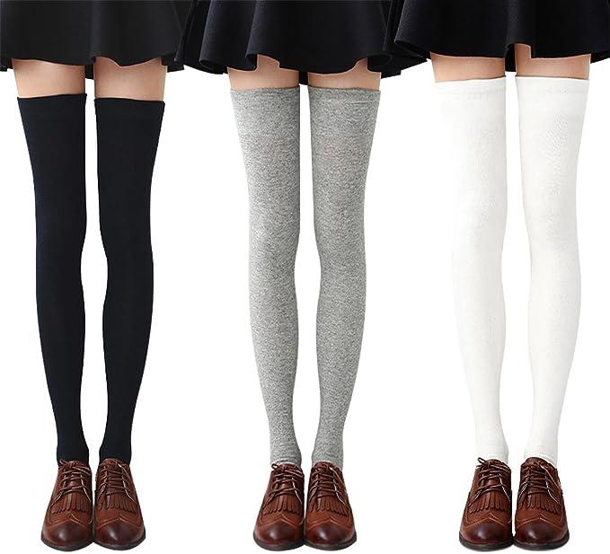 Chalier 3 pares de calcetines largos