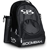 "Boombah Tyro Baseball/Softball Bat Backpack - 20"" x 15"" x 10"" - Holds 2 Bats up to Barrel Size of 2-5/8"""