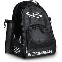 "Boombah Tyro Baseball/Softball Bat Backpack - 20"" x 15"" x 10"" - Holds 2 Bats up to Barrel Size of 2-5/8"""