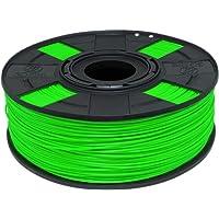 Filamento PLA Basic para Impressora 3D 1,0kg 1,75mm (Verde)