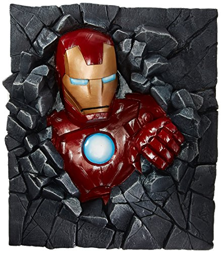 [Rubie's Marvel Universe Wall Breaker, Iron Man] (Collectible Costumes)
