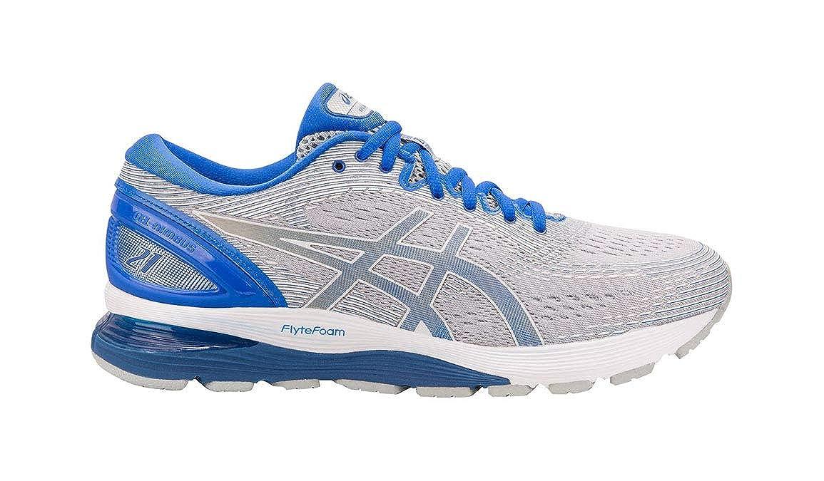 Mid Grey Silver ASICS Gel-Nimbus 21 Lite Show Men's Running shoes
