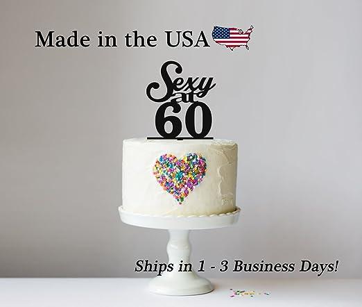 Decoración para tarta con base de recuerdo de 60 a 50 años ...