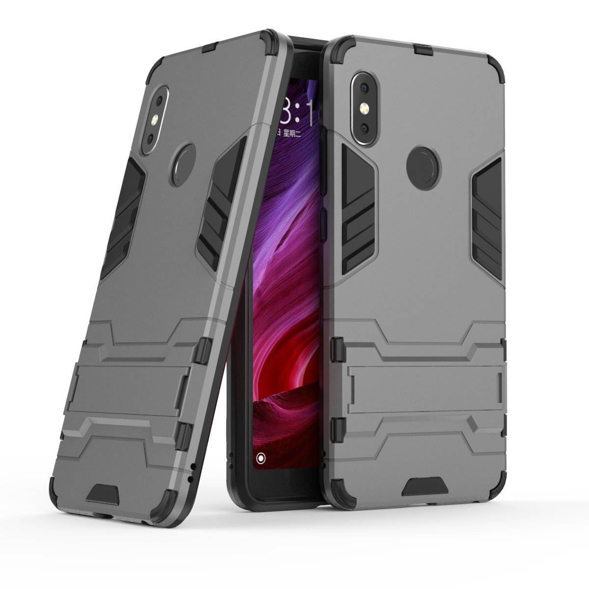 Amazon.com: Xiaomi Redmi Note 5 Case/Redmi Note 5 Pro Case ...