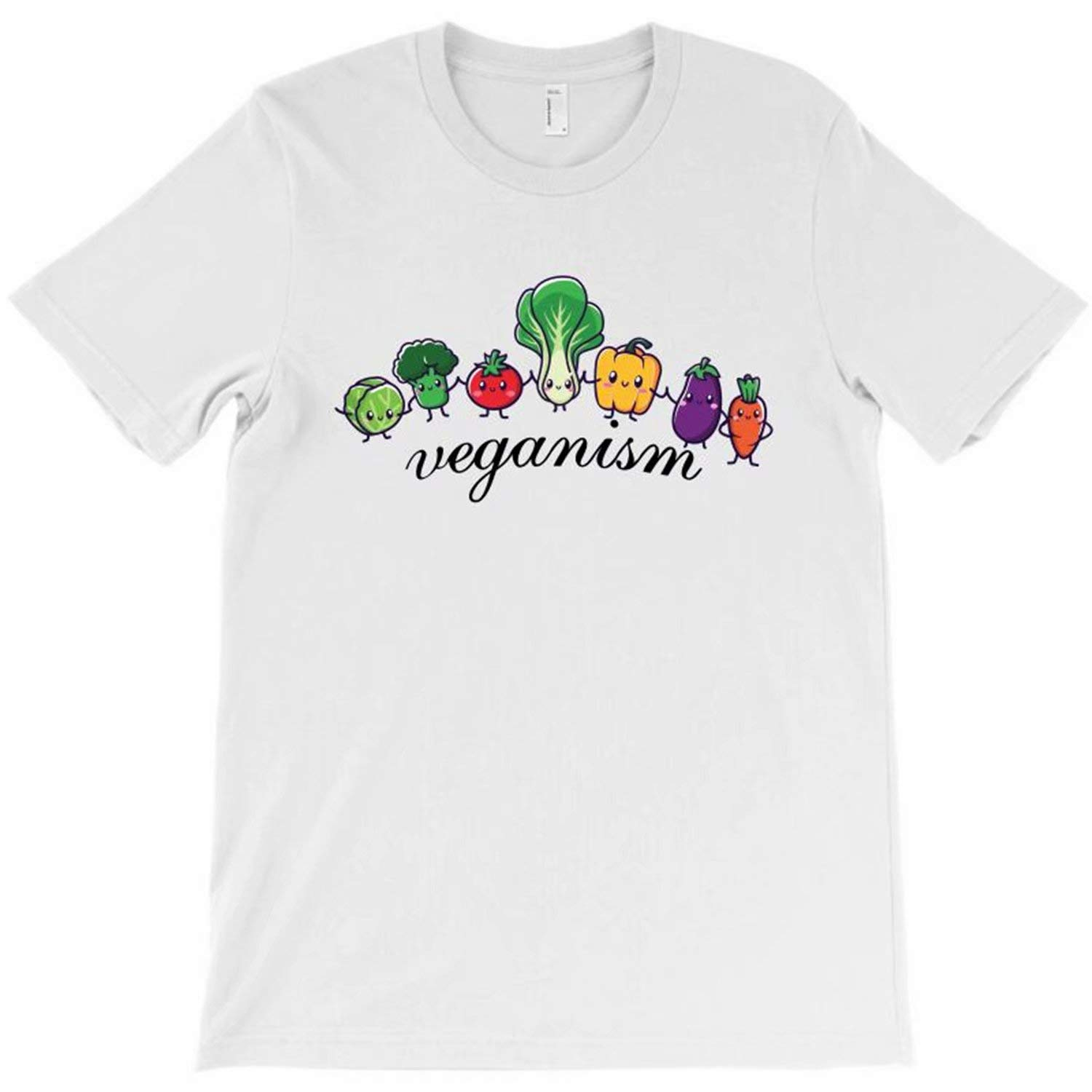 Hocoo Infant Boys Girls Cute Tee Veganism T-Shirt 6M-24M