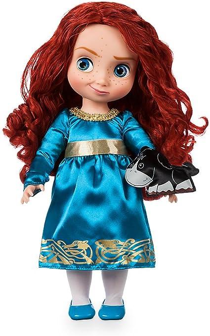 Brave Disney Animators/' Collection Merida Doll 16 Inch