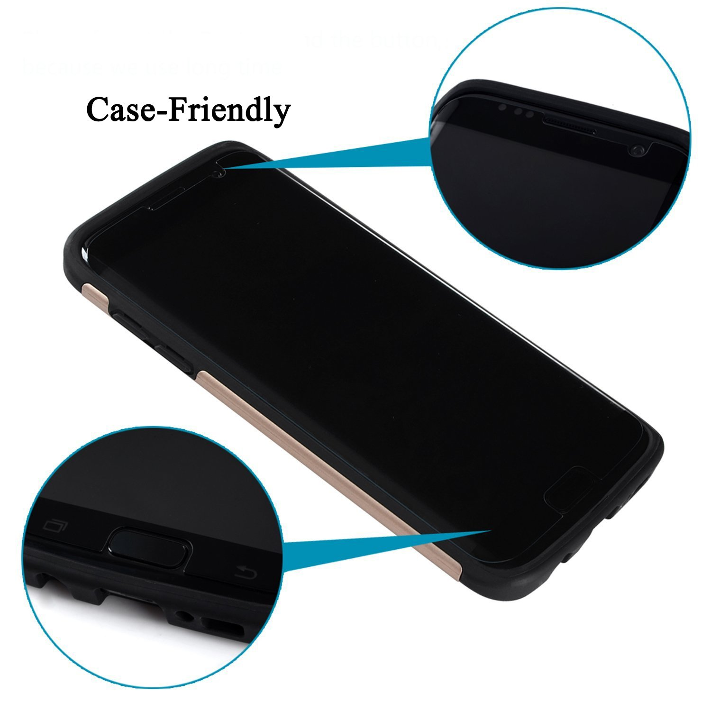Samsung Galaxy S7Edge Displayschutzfolie 3H Amazon Elektronik