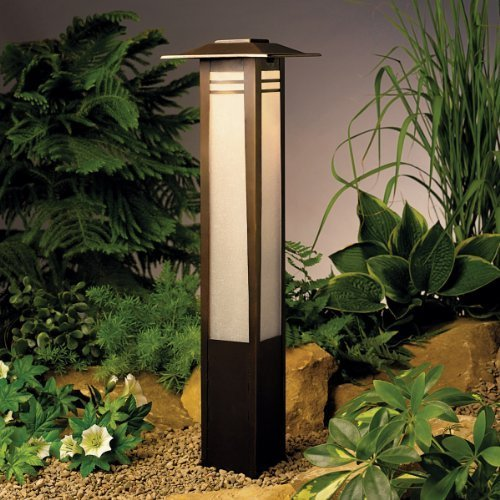 Zen Garden Path Light - 3