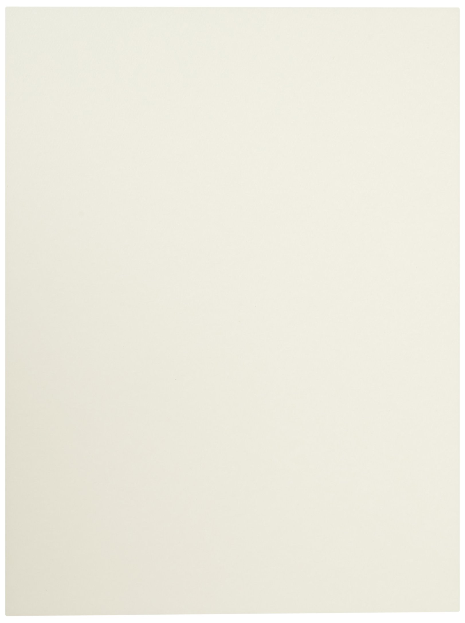 Sax Watercolor Paper Beginner Paper, 9 x 12 Inches, Natural White, Pack of 100 - 408400 by Sax