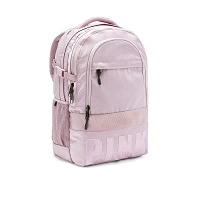 Victoria 's Secret Pink Collegiate Backpack School Bag Dreamy Lilac: Clothing