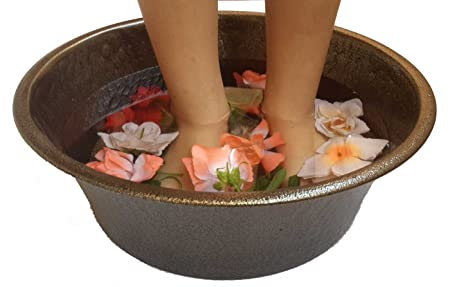 Foot Soaking Tubs. Phenomenal Black Foot Soaking Tub Foottub With ...
