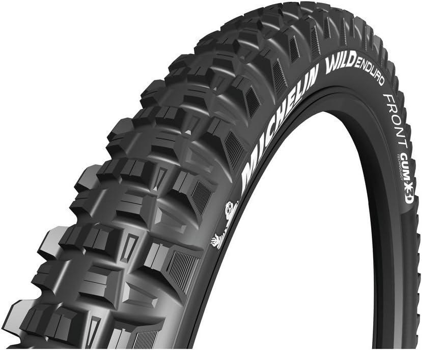 29 x 2.4 Tubeless Folding Black 60tpi Front Gum-X MICHELIN Wild Enduro Tire