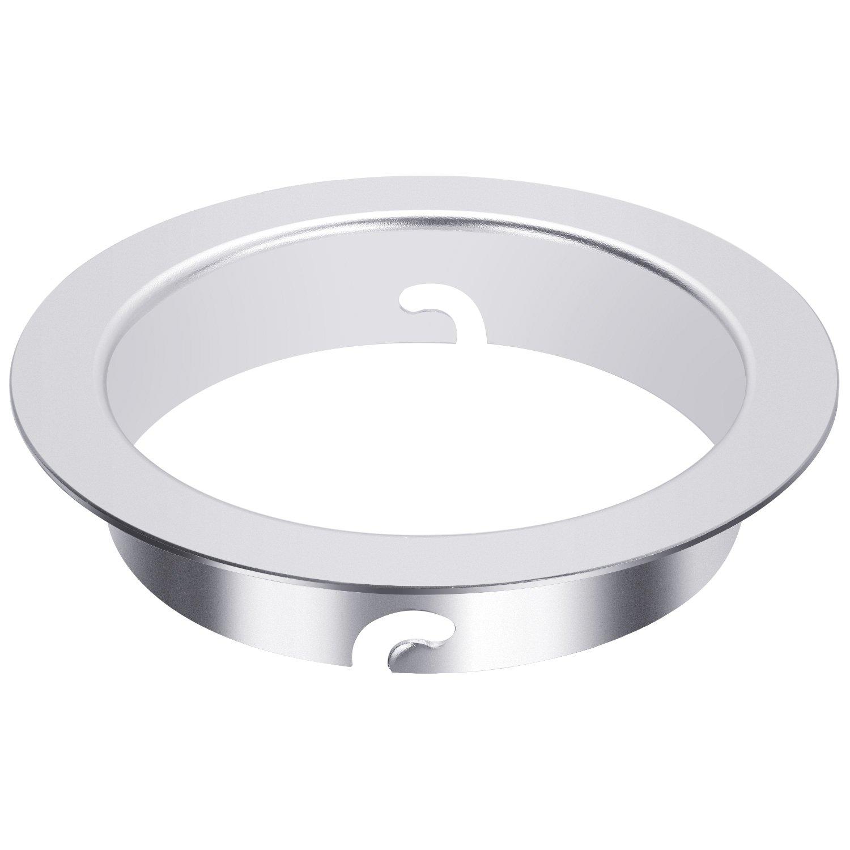 Neewer Softbox Speed Ring adaptateur pour Bowens monobloc Flash et boîte à lumière–en alliage d'aluminium, 9,7cm/9.6centimetres de diamètre intérieur et 15centimetres/15cm Diam&egr