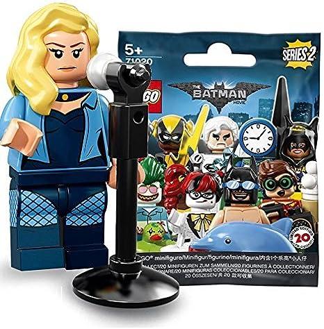 Black Canary NEW LEGO 71020 BATMAN MOVIE MINIFIGURES SERIES 2