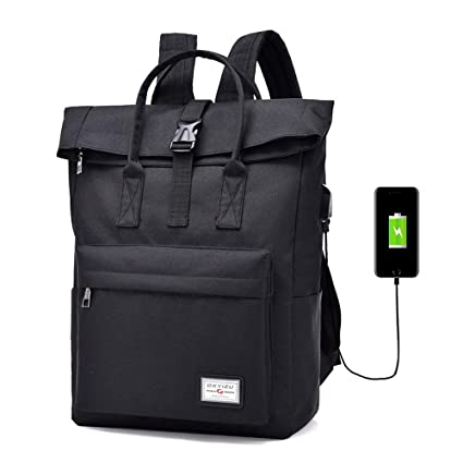 1d2e01255c2 Laptop Backpack 15.6 Inch Tablets Bag Casual College School Daypack Shoulder  Book Bags