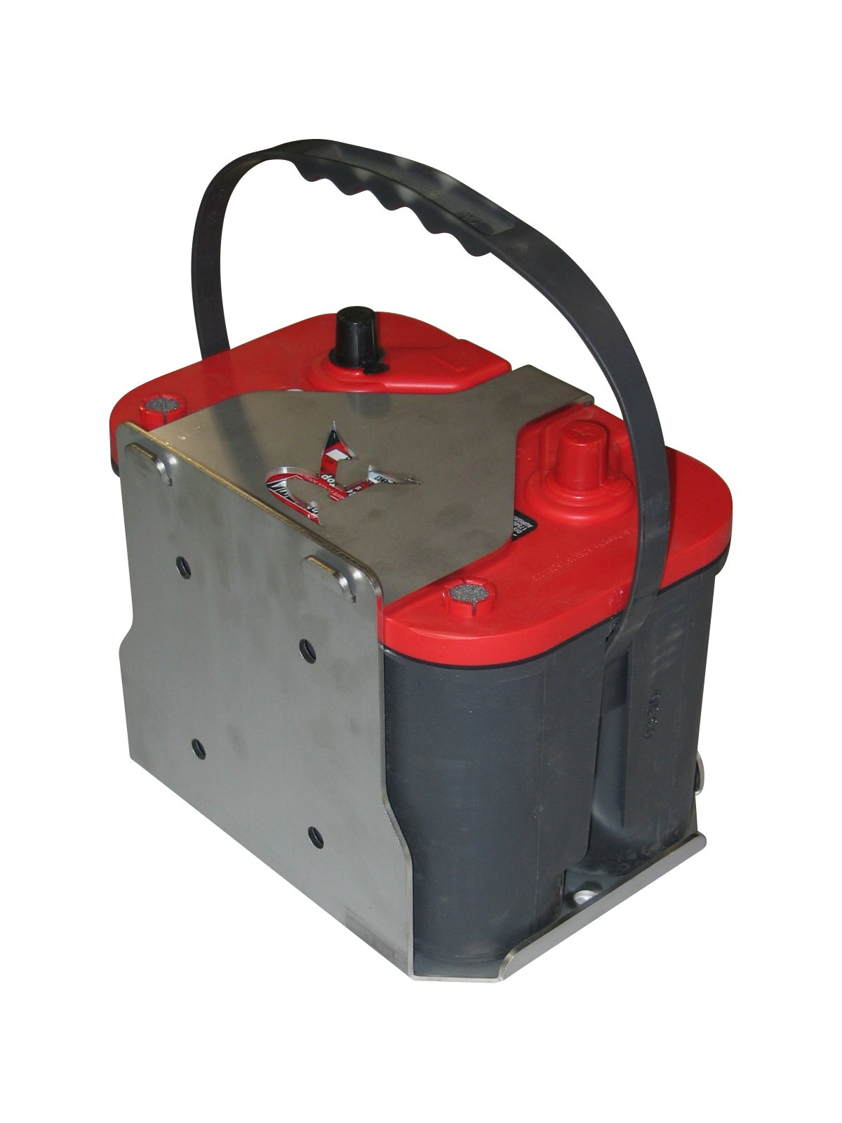 Rusty's Off-Road Mild Steel Group 34/78 Battery Box by Rusty's Off-Road