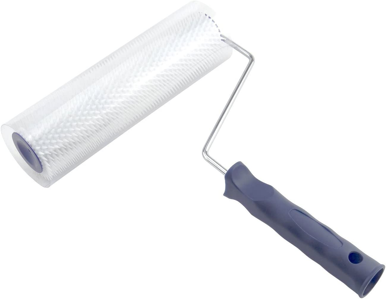BTMB 23cm/9'' Aeration Latex Floor Self Leveling Screed Spiked Roller