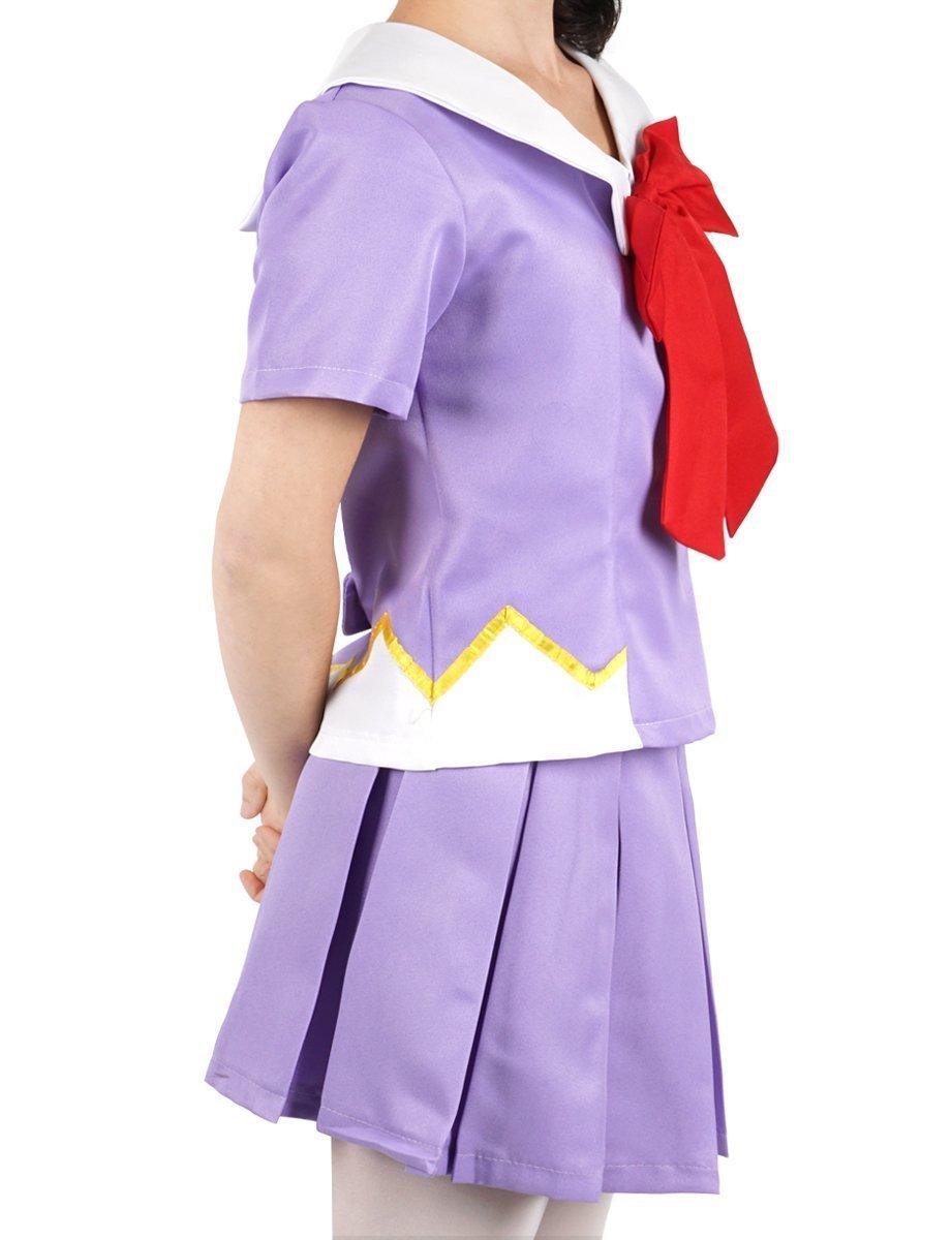 CoolChange Disfraz Cosplay de Yuno Gasai de Mirai Nikki, Talla: Amazon.es: Juguetes y juegos