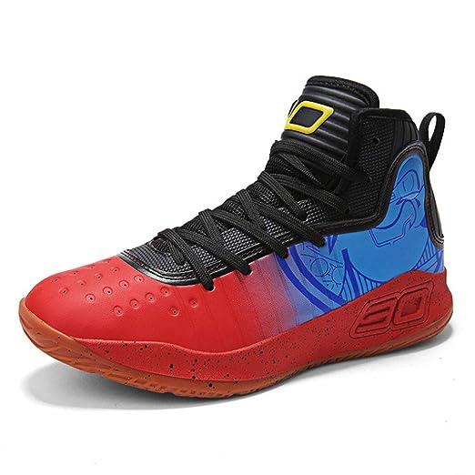 ASDFGH Zapatos de Baloncesto, Calzado Deportivo ...
