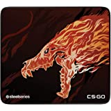 【国内正規品】マウスパッド SteelSeries QcK+Limited CS:GO Howl Edition