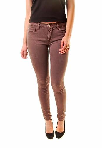 J BRAND Mujer Pelt Super Flaco Jeans
