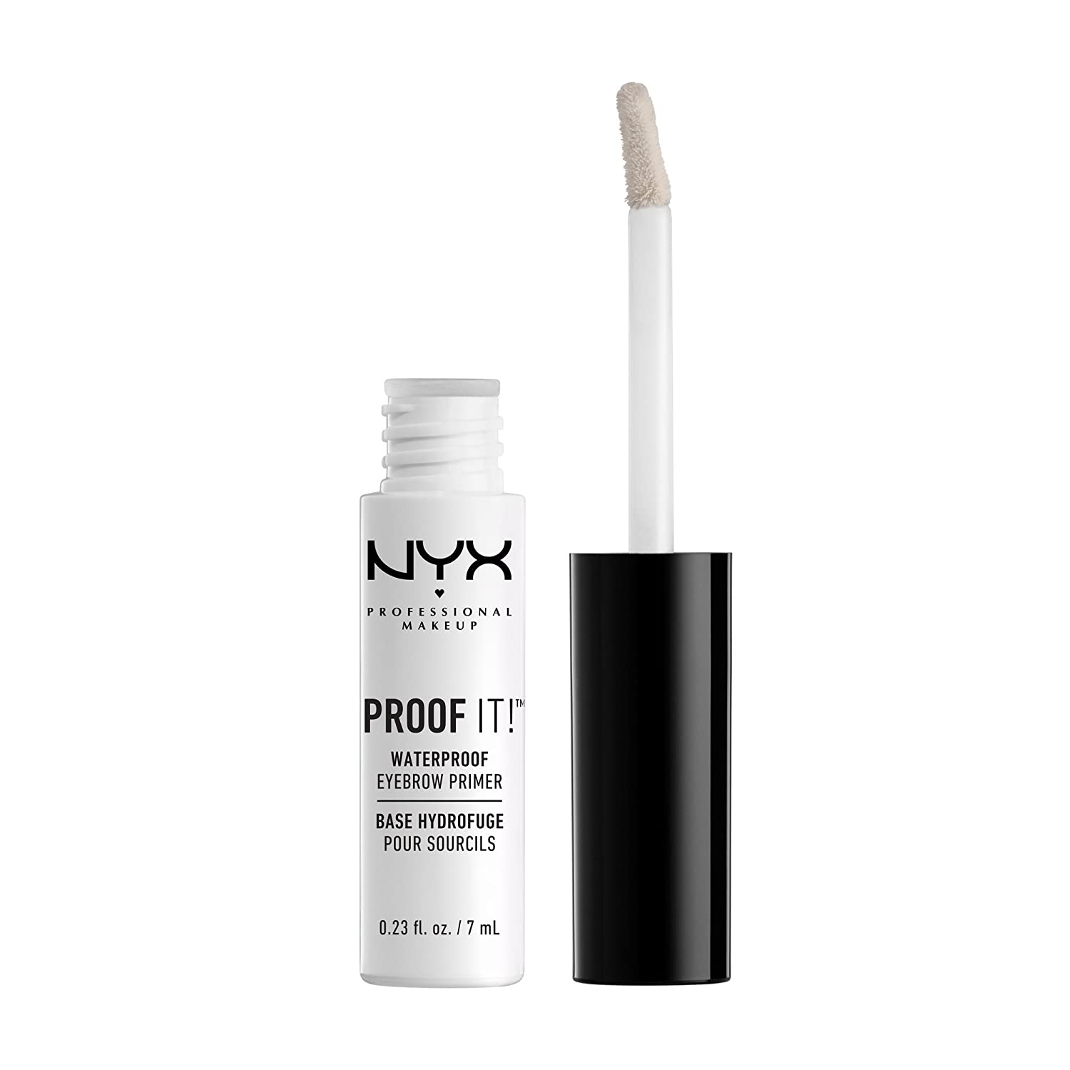 NYX Professional Makeup Proof It Waterproof Eyebrow Primer, 0.23 Fluid Ounce PIEB01