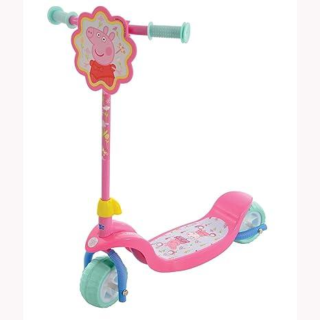 Peppa Pig - Patinete infantil: Amazon.es: Juguetes y juegos
