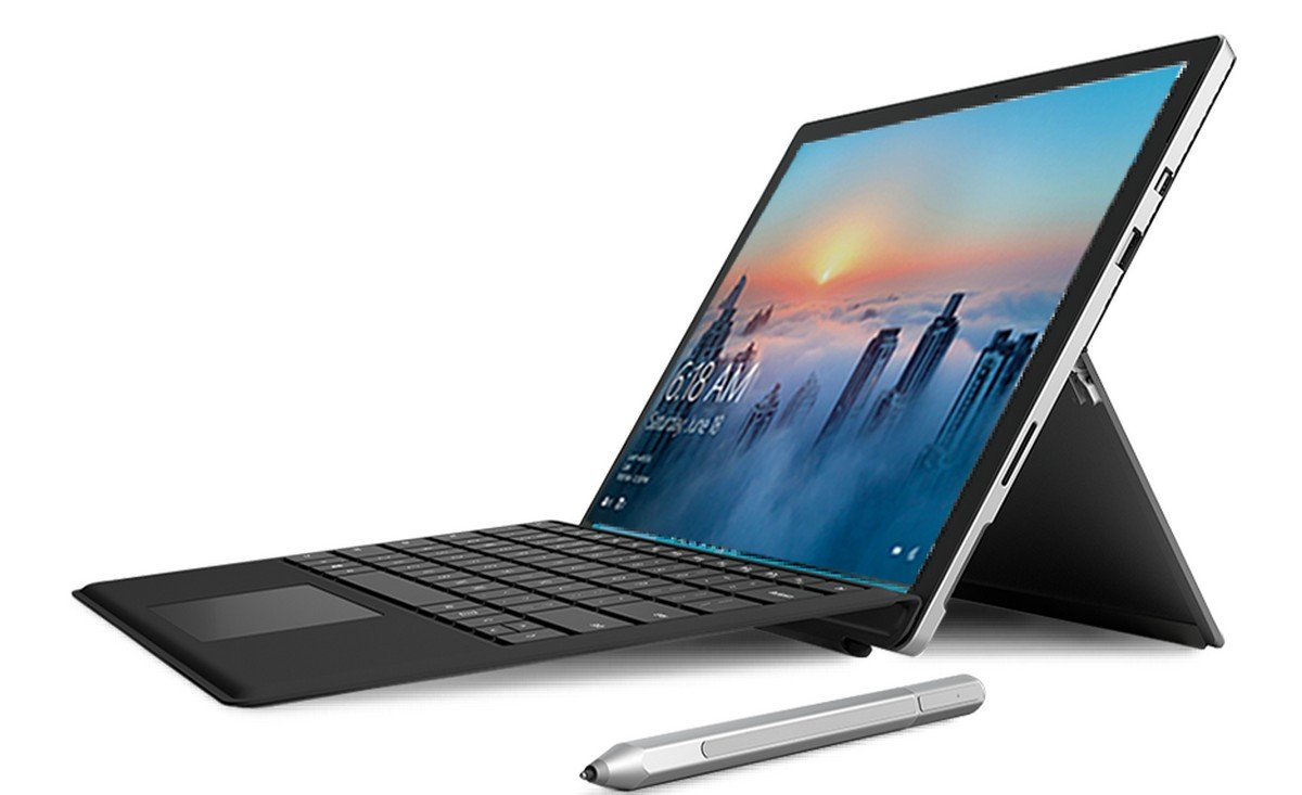 Buy Microsoft Surface Pro 4(6th Gen Core i5/8GB/256GB/Windows 10  Pro/Integrated Graphics), Silver with Type Cover Online at Low Prices in  India - Amazon.in