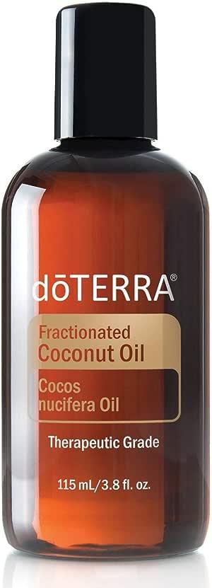 dōTERRA, Fractionated Coconut Oil, Cocos nucifera, 115ml