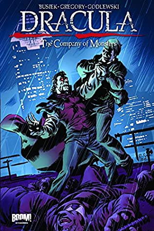 book cover of Dracula: The Company of Monsters Vol. 2