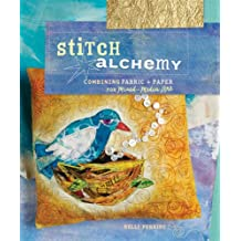 Stitch Alchemy: Combining Fabric and Paper for Mixed-Media Art