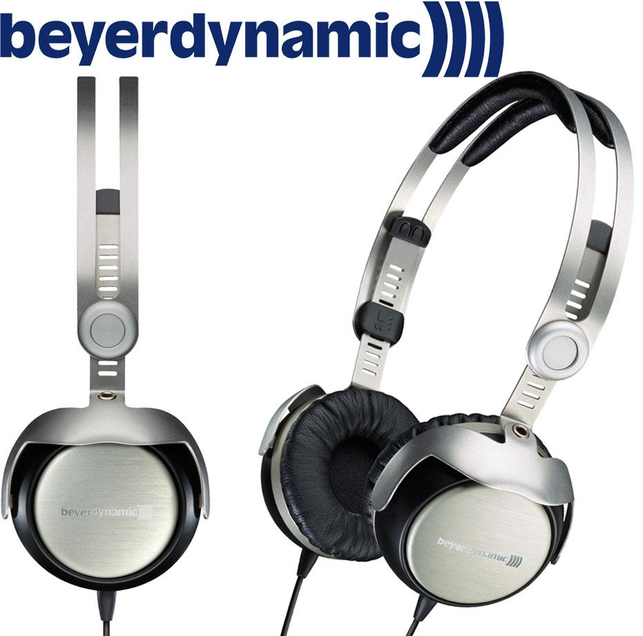 Beyerdynamic T51p Silver Black