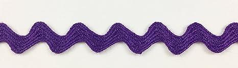 Purple Lynette Anderson 5m RIC Rac Roll