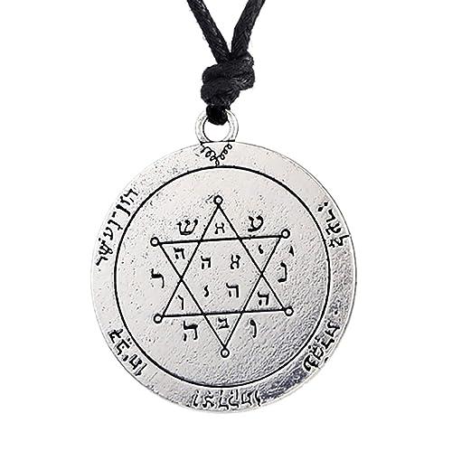 ENXICO Second Pentacle of Jupiter Seal of Solomon Talisman