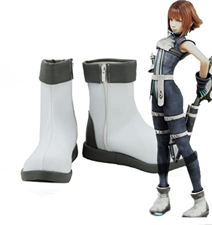 Final Fantasy VII FF7 Shelke Cosplay Shoes Boots Custom Made