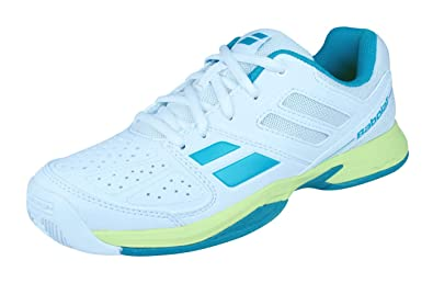 7cb448a484a86 Babolat Pulsion Allcourt Junior Unisex Tennis Shoe Various colours YCSports  2016