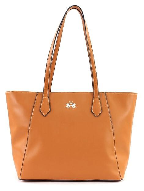 LA MARTINA Estrella Shopping Bag Caramel  Amazon.it  Scarpe e borse 2a3de5a163e
