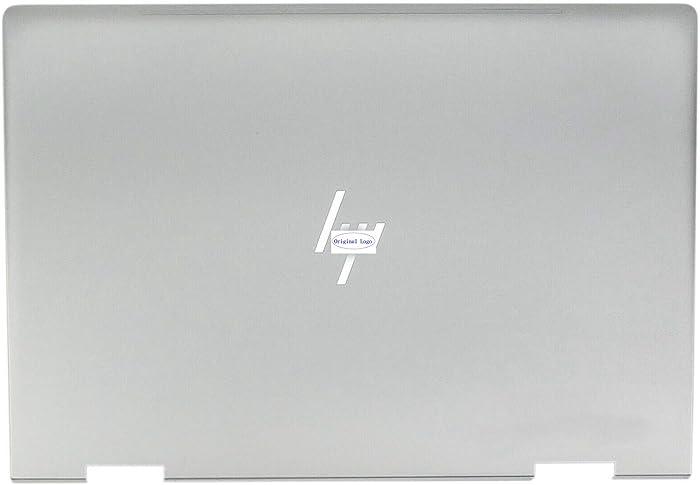 Original for HP Envy X360 Convertible 15-BP 15M-BP 15M-BQ 15M-BP111DX 15M-BP012DX 15M-BP021DX LCD Back Cover Lid Top Case Rear lid 4600BX0G000 924344-001 Silver