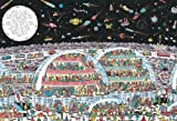 WHERE'S WALLY? (Wally) 300 piece The Future (The Future) 300-382 (japan import)