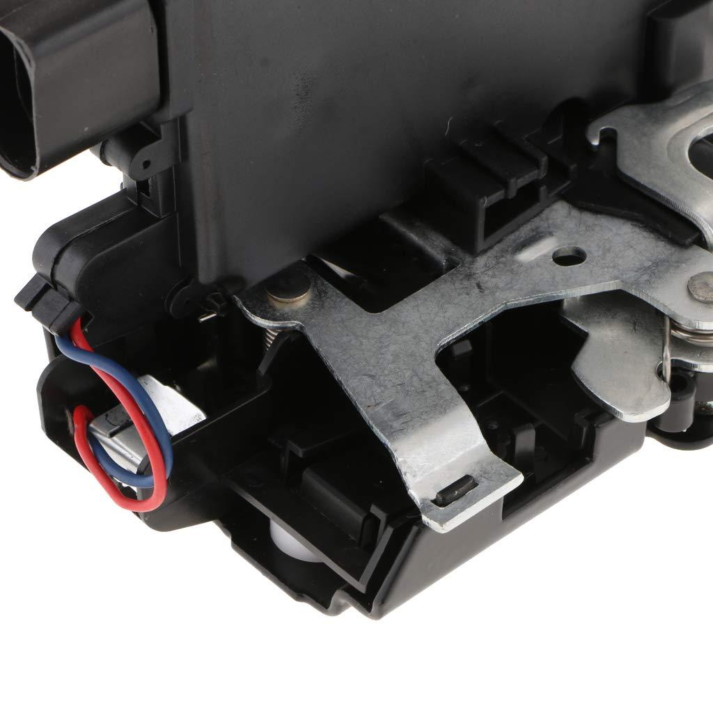 Sharplace Actuador de Cerradura de Puerta Delantero Izquierdo Lado de Conductor para Autom/óviles