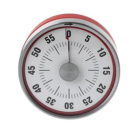 Werkzeuge Edelstahl Magneten Kühlschrank Küche Timer Uhr Mechanische Erinnerung Sport Neue Messung Und Analyse Instrumente