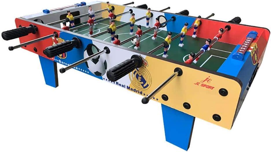 RUIXFFT Futbolín de Mesa Juego Mesa de Fútbol Madera para Competiciones Individuales o Juegos de Grupo: Amazon.es: Deportes y aire libre