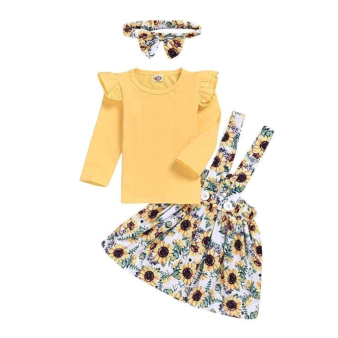 OPAKY Disfraces Conjuntos para Bebés Niñas Otoño Invierno Moda ...